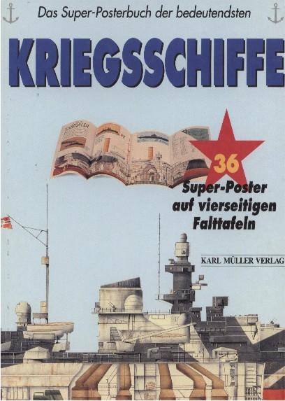 m warship kriegssiffe 36