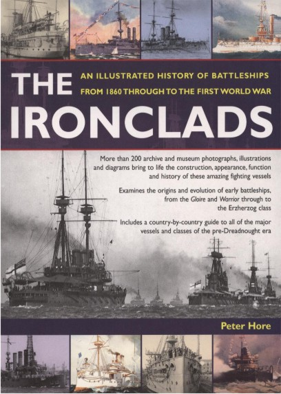 m warship the ironclads