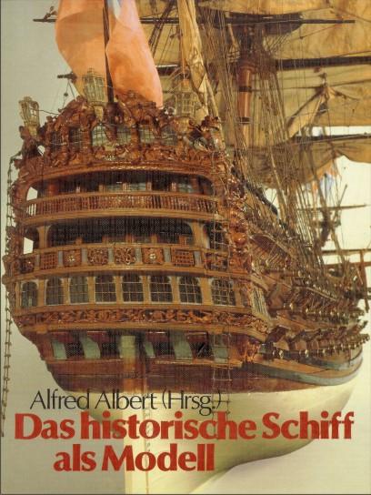 model das historische schiff als