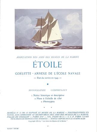 PL - L'ETOILE - Golette