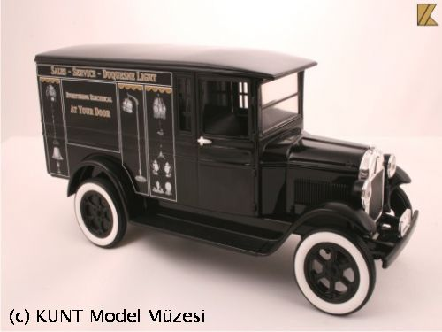 1927 Chrysler Delivery Truck Graham Brothers