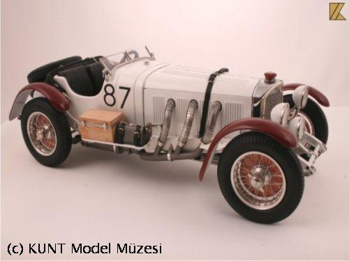 1931 Mercedes Benz SSKL Mille Miglia