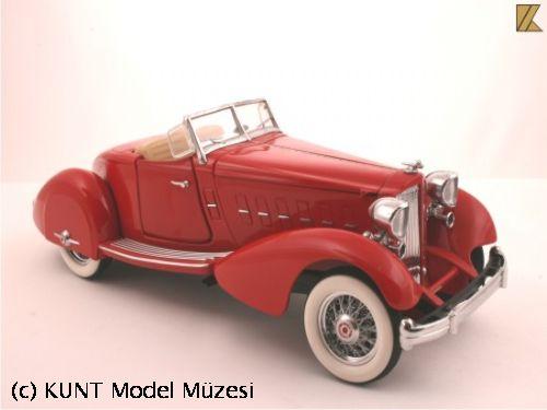 1934 Packard V-12 Lebaron Speedster