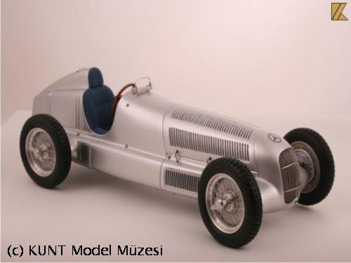 1934 mercedes Benz W 25
