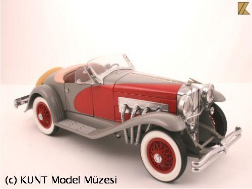 1935 Deusenburg SSJ