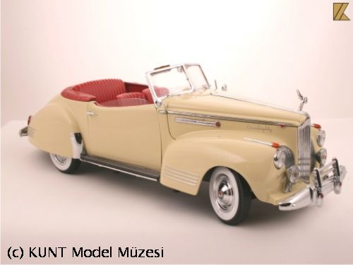 1941 Packard ConvertB