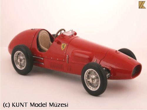 1953 Ferrari F500 F2