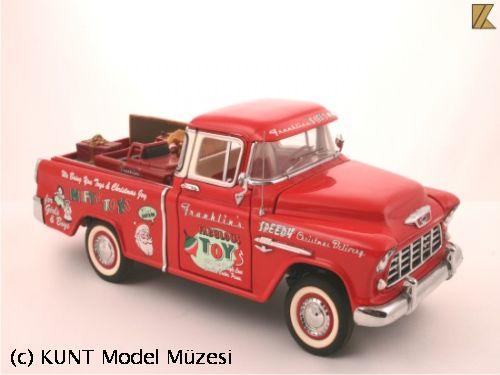 1955 Chevrolet Truck (chrstmas)