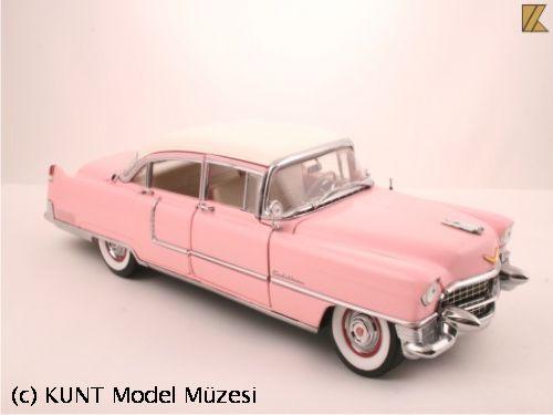 1955 Pink Cadillac Elvis Presley