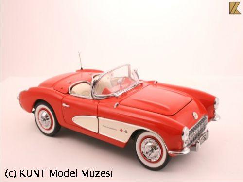 1957 Corvet fuelie