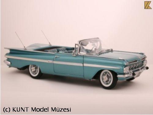 1959 chevrolet impala con