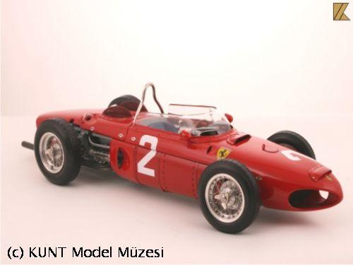 1961 Ferrari Dino sharknose 156 F1