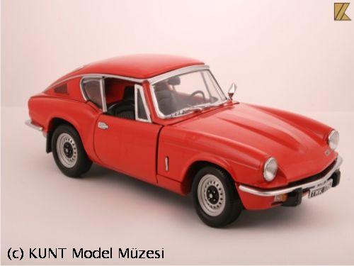 triumph GT6 MK 3